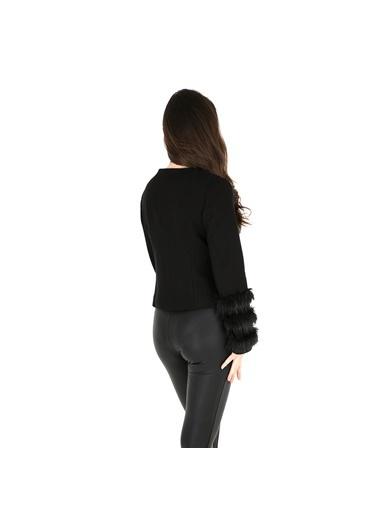 Trend Ceket Siyah